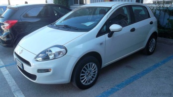Fiat punto 1.4 Street natural power 70cv 5p
